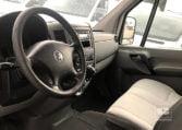 interior Volkswagen Crafter 35 2.5 TDI 136 CV Furgón