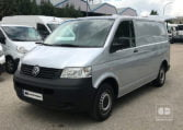 VW Transporter 1.9 TDI 102 CV Mixto Adaptable