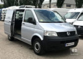 Volkswagen Transporter 1.9 TDI 102 CV Mixto Adaptable