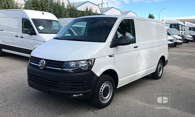 VW Transporter 2.0 TDI 102 CV Batalla Corta 2018