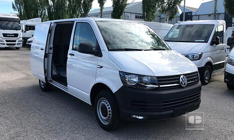 Volkswagen Transporter 2.0 TDI 102 CV Batalla Corta