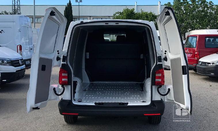 maletero VW Transporter 2.0 TDI 102 CV Batalla Corta 2018