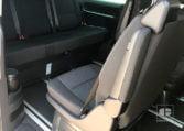 asientos giratorios VW Multivan Outdoor DSG 2.0 TDI 150 CV Batalla Corta 2018