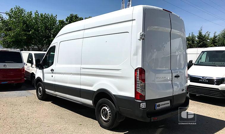 lateral izquierdo Ford Transit 350 2.2 TDI 100 CV L3H2