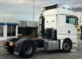 lateral derecho MAN TGA 18440 4x2 BLS Cabeza Tractora (2007)
