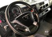 interior cabina MAN TGA 18440 4x2 BLS Cabeza Tractora (2007)