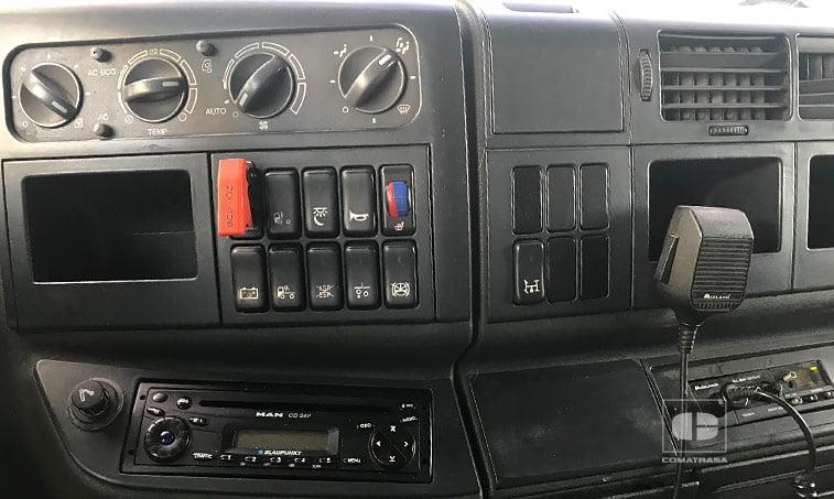 mandos MAN TGA 18440 4x2 BLS Cabeza Tractora (2007)