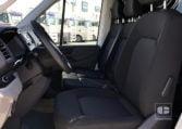 asientos MAN TGE 3140 2.0 TDI 140 CV techo alto batalla media
