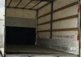 zona de carga MAN TGL 8180 4x2 BL Carrocería lonas y trampilla