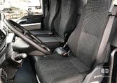 asientos MAN TGL 8180 4x2 BL Carrocería lonas y trampilla