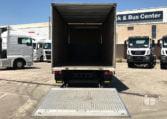 zona de carga MAN TGL 8180 4x2 BL Trampilla Palfinger
