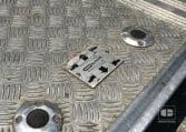 MAN TGL 8180 4x2 BL Trampilla elevadora Palfinger