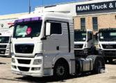 MAN TGX 18.440 4X2 BLS Cabeza Tractora (2011)