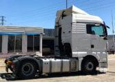 lateral derecho MAN TGX 18.440 4X2 BLS Cabeza Tractora 2011