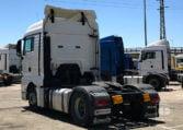 lateral izquierdo MAN TGX 18.440 4X2 BLS Cabeza Tractora 2011