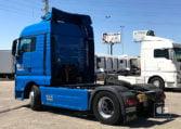 lateral izquierdo MAN TGX 18480 4x2 BLS Efficientline Tractora 2011