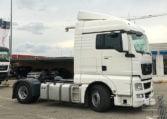lateral MAN TGX 18480 Junio 2013 Cabeza Tractora