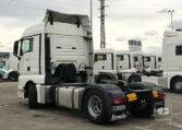 lateral izquierda MAN TGX 18480 Junio 2013 Cabeza Tractora