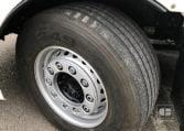 neumáticos delanteros MAN TGX 18480 Junio 2013 Cabeza Tractora