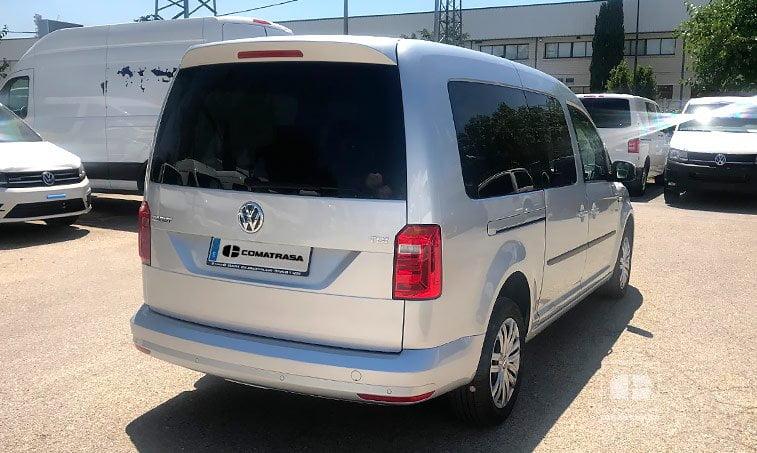lateral derecho VW Caddy Maxi Trendline 2.0 TDI 102 CV