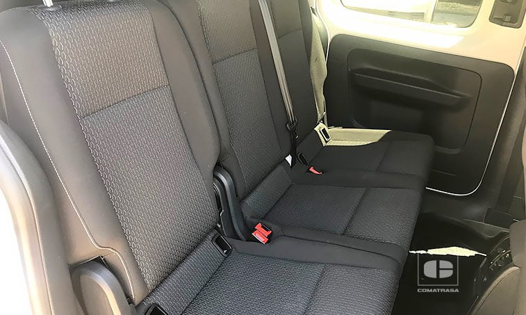 VW Caddy Maxi Trendline 2.0 TDI 102 CV 7 plazas