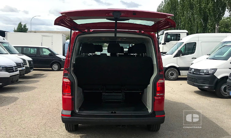 maletero Volkswagen Caravelle Trendline 2.0 TDI 102 CV 2017