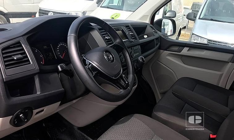 asientos Volkswagen Caravelle Trendline 2.0 TDI 102 CV 2017