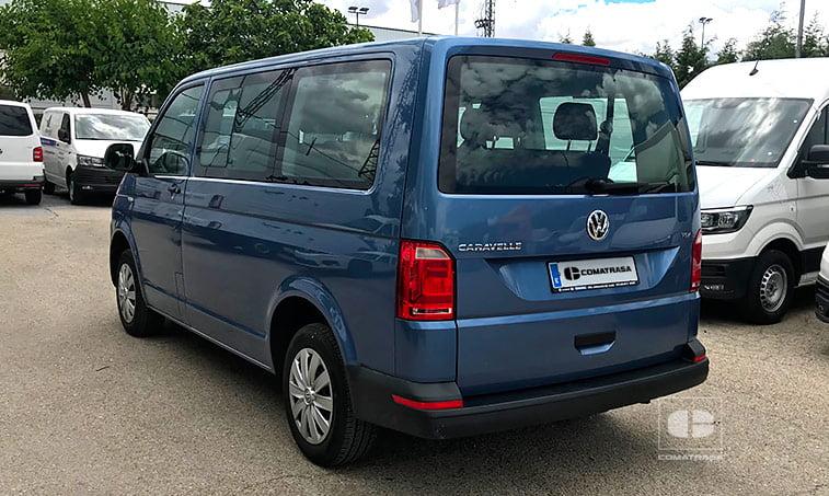 lateral izquierdo VW Caravelle Trendline 2016 Batalla Corta 2.0 TDI