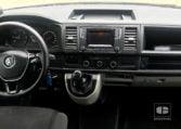 interior VW Caravelle Trendline 2016 Batalla Corta 2.0 TDI