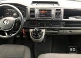 interior VW Caravelle Trendline 102 CV 2017 9 plazas