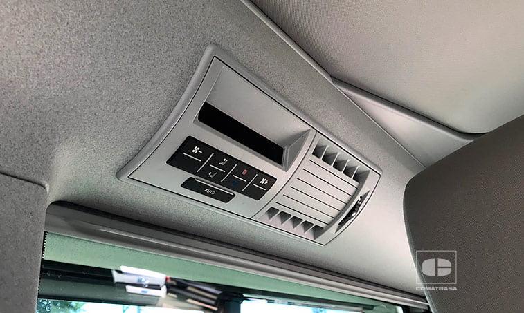 climatización VW California Ocean 204 CV 2.0 TDI DSG