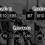 Nuevo etiquetado combustible vehículos