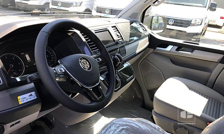 interior VW California Ocean 204 CV 2.0 TDI DSG