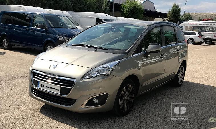 Peugeot 5008 1.2 Pure Tech 130 CV (gasolina) 2016
