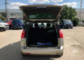 maletero Peugeot 5008 1.2 Pure Tech 130 CV (gasolina) 2016