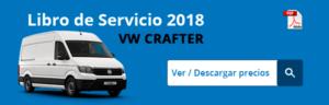 Tarifas libro de servicio VW Crafter 2018 (precios)