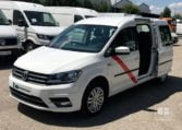 Taxi VW Caddy Maxi TGI 110 CV 1.4