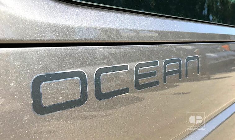 logo VW California Ocean 204 CV 2.0 TDI DSG