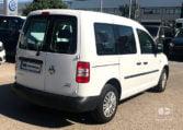 lateral derecho Volkswagen Caddy Kombi 1.6 TDI 75 CV Mixto