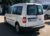 lateral izquierdo Volkswagen Caddy Kombi 1.6 TDI 75 CV Mixto
