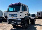 MAN TGA 18430 4x4 BLS Tractora de obra
