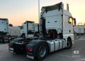 lateral derecha MAN TGX 18440 4x2 BLS Tractora Ocasión