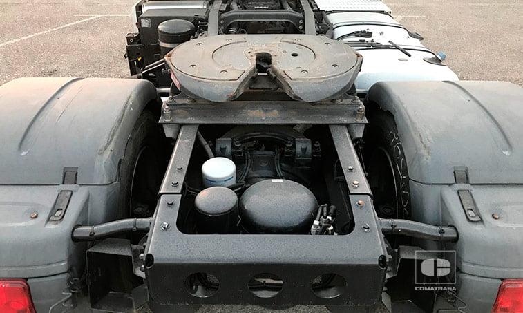 cabina MAN TGX 18440 4x2 BLS Tractora Ocasión