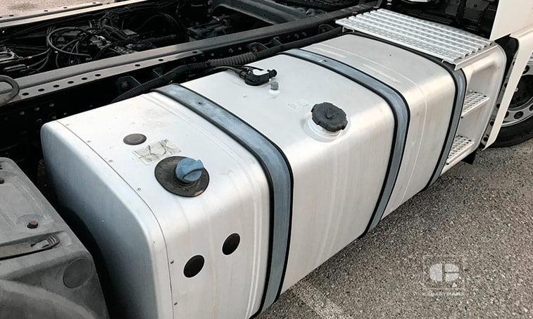 depósito combustible MAN TGX 18440 4x2 BLS Tractora Ocasión
