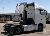 lateral derecho MAN TGX 18480 4x2 BLS Tractora 2013