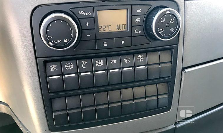 climatizador MAN TGX 18480 4x2 BLS Tractora 2013