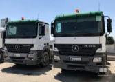 Mercedes Benz Actros 2041S Cabeza Tractora