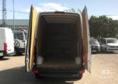 zona de carga panelada Volkswagen Crafter 30 109 CV 2.0 TDI Furgoneta