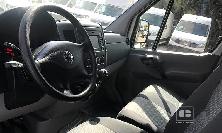 interior Volkswagen Crafter 30 109 CV 2.0 TDI Furgoneta