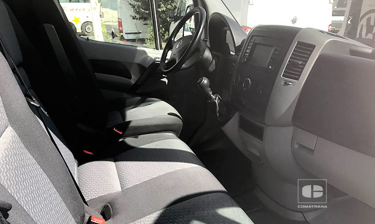 asientos Volkswagen Crafter 30 109 CV 2.0 TDI Furgoneta
